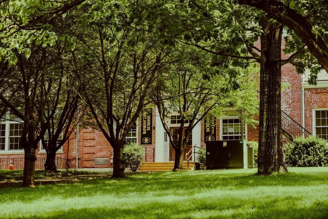 A school in Norwalk