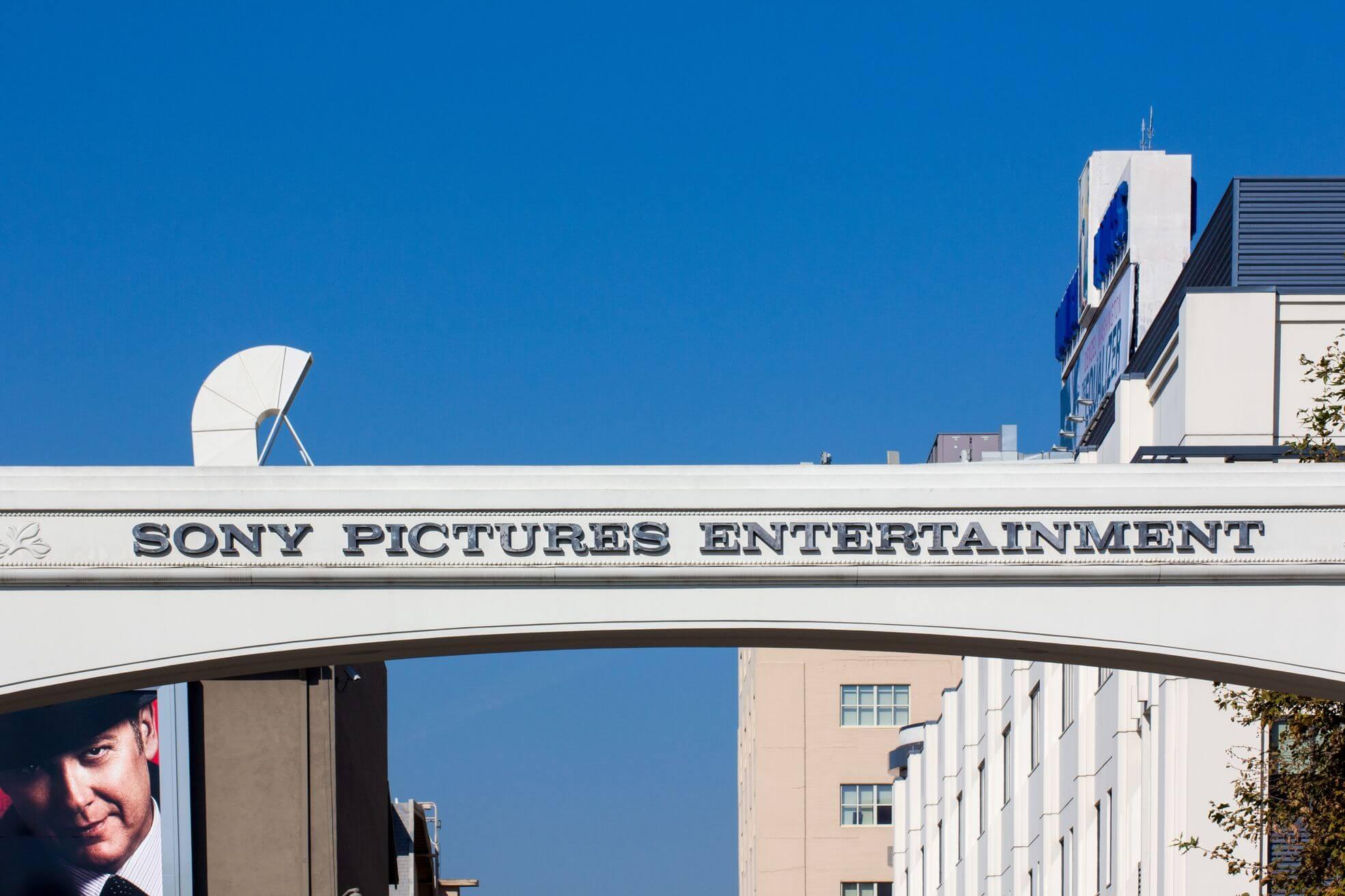 Sony Picture Entertainment studio