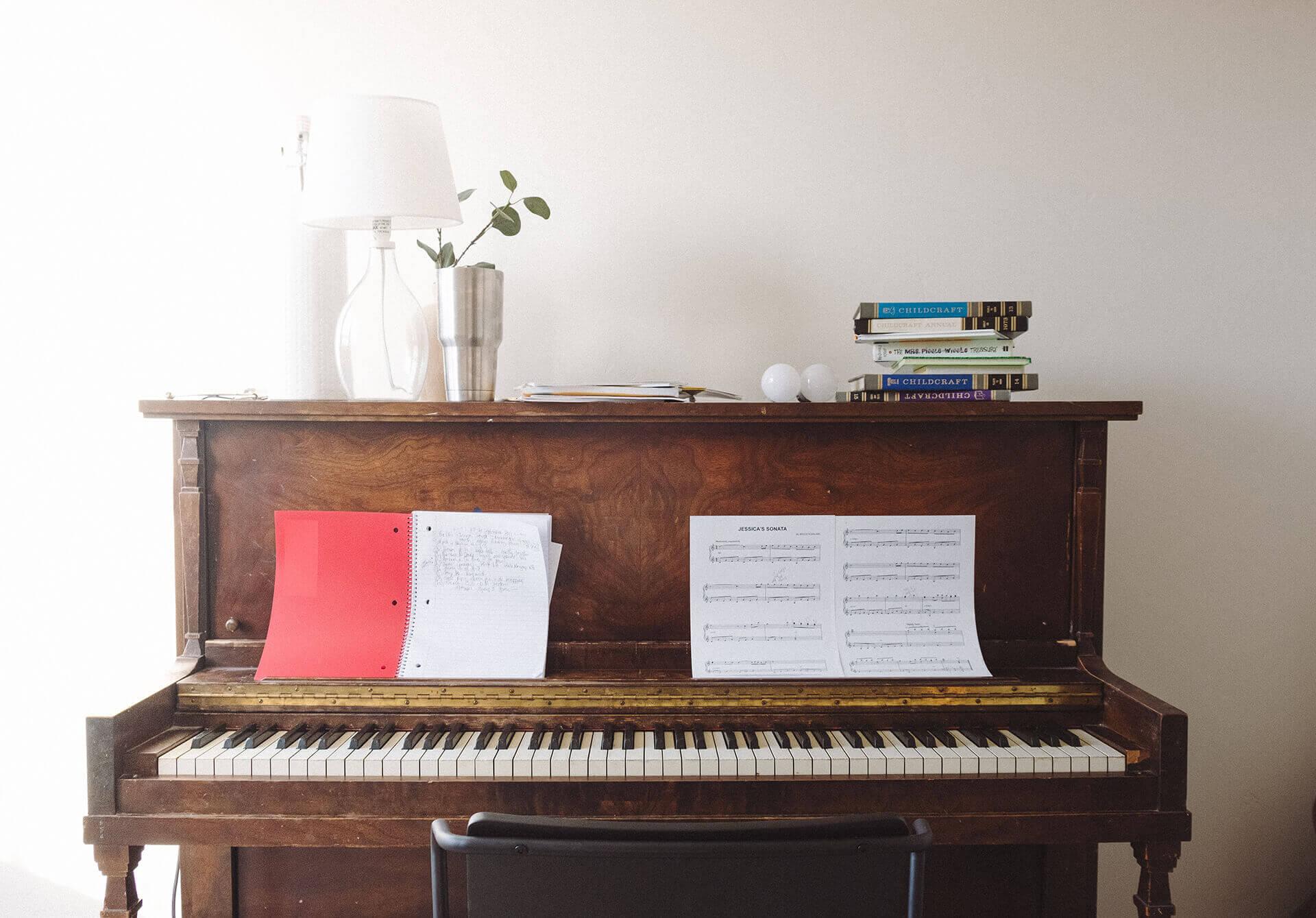 A pianoforte